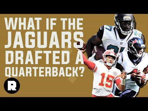 What If the Jaguars Picked a QB Instead of Leonard Fournette?   NFL Ripple Effects   The Ringer