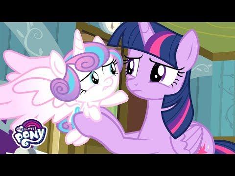 MLP: Friendship Is Magic Season 7 - 'Twilight Sparkle's Last Straw' Official Clip