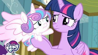 MLP: Friendship is Magic Season 7 - 'Twilight Sparkle's Last Straw' Official Clip