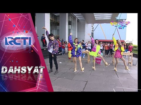 "Jangan Sampai Kaya 7he Icon Ya ""Ketemu Playboy Beautiful"" [Dahsyat] [25 Jan 2017]"