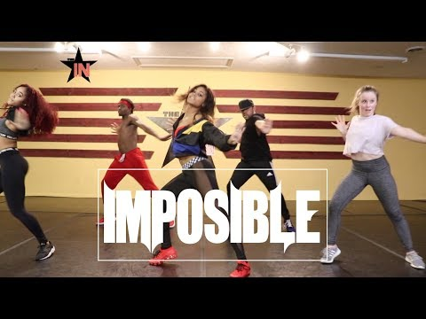 LUIS FONSI, OZUNA - Imposible | @theINstituteofDancers | Choreography Danny Lugo