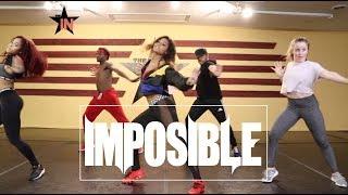 LUIS FONSI OZUNA Imposible theINstituteofDancers Choreography Danny Lugo