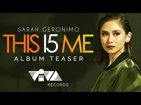 Sarah Geronimo — This 15 Me Album Teaser