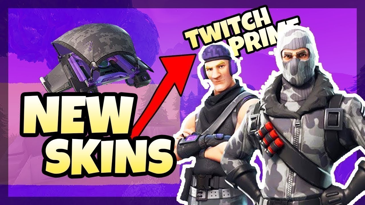 how to connect twitch prime to fortnite