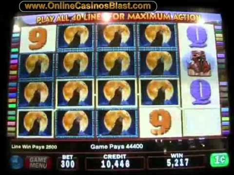 Wolf Run Slot Machine Play