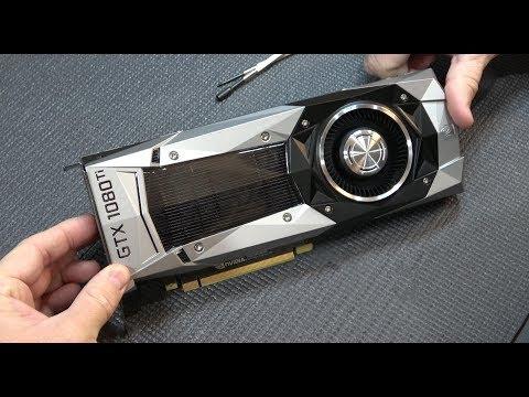 NVIDIA GTX 1080 Ti Founders Edition Breakdown