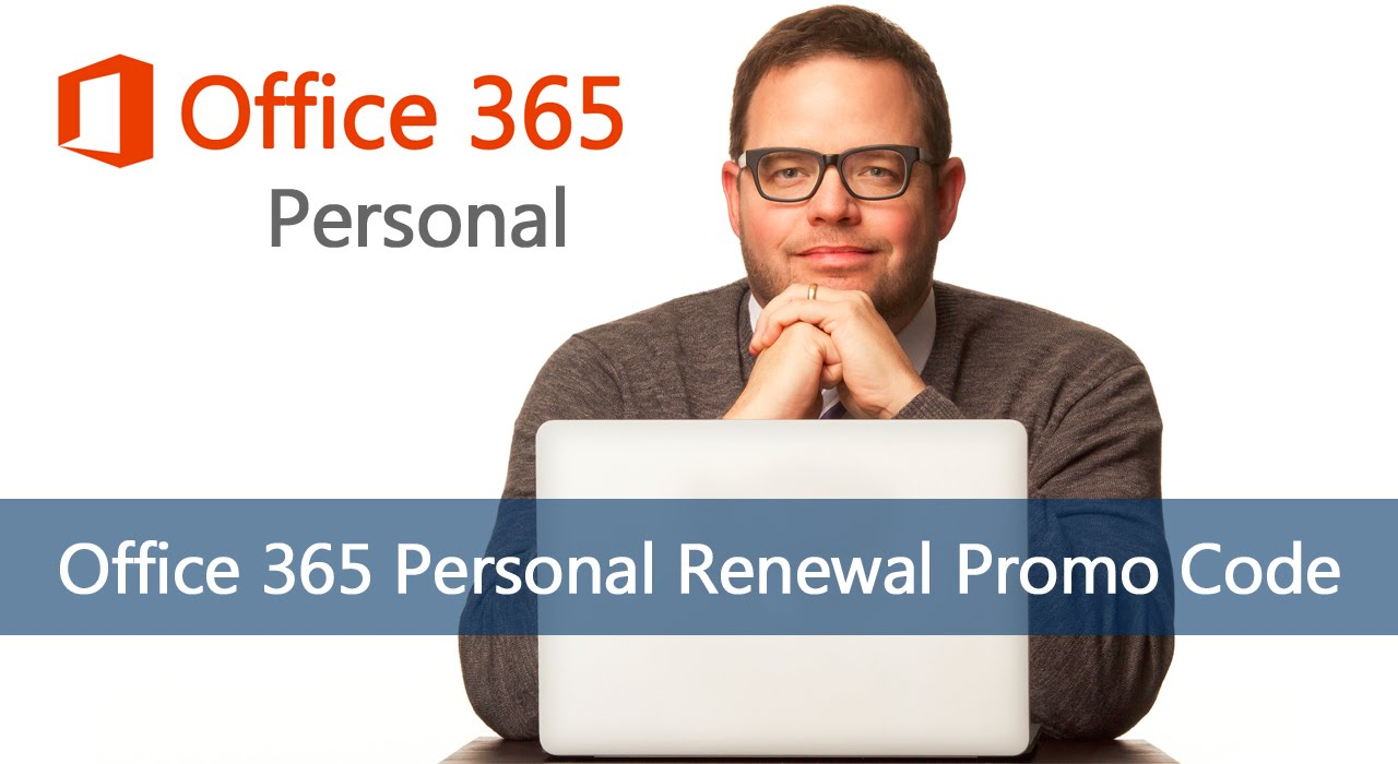 Office 365 Personal Renewal Promo Code - YouTube