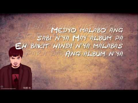 Elmer - Gloc 9 - Lyrics