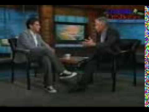 Entrevista a Jesus Adrian Romero en univision