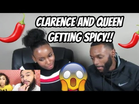 CLARENCENYC AND QUEEN WHEN'S THE LAST TIME CHALLENGE!! (REACTION)