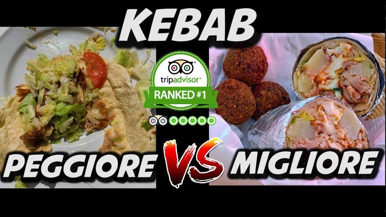 Download MIGLIOR KEBAB VS PEGGIOR KEBAB DI MILANO