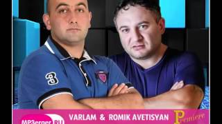 VARLAM   ROMIK  AVETISYAN   MOT ARI  2015 NEW