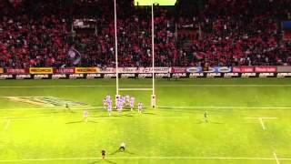 Top 14  Barrage _ Toulouse - Racing Metro 92 (2013-2014)