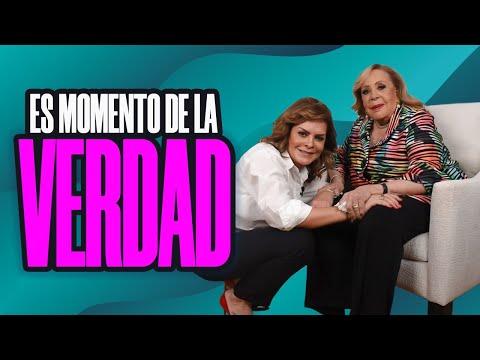 Silvia Pinal   LA VERDAD DE... Enrique Guzmán, Frida Sofía, Michelle Salas   Mara Patricia Castañeda