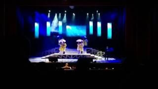 Vozes da Primavera 2015 - Cantando na Chuva (Nacio Herb Brown e Arthur Freed) - Singin