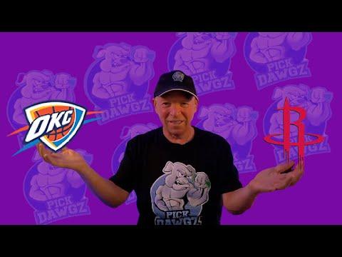 Houston Rockets vs Oklahoma City Thunder 3/21/21 Free NBA Pick and Prediction NBA Betting Tips