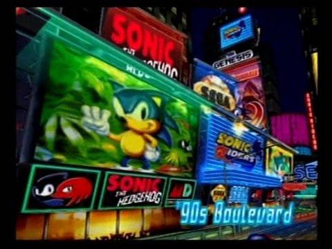Let's Play Sonic Riders: Zero Gravity! (Extra 1)