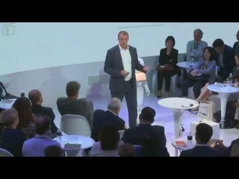 Innotribe@Sibos 2015 - Analytics for a real-time world