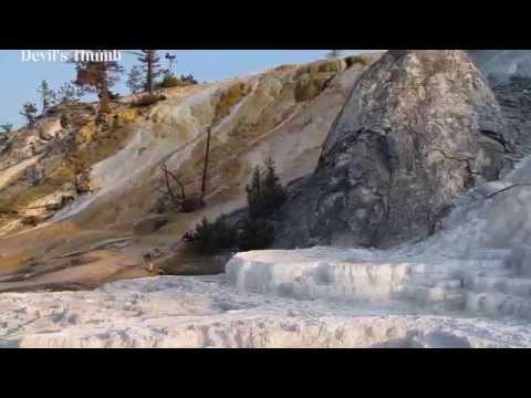 YELLOWSTONE--MAMMOTH & NORTHWEST AREAS