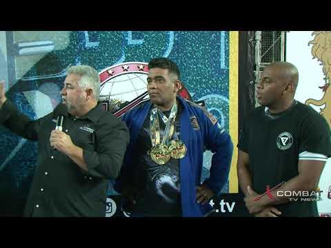 WORLD CUP 2019 - Entrevista Equipe Tião Gomes e Zaganelli Jiu-Jitsu