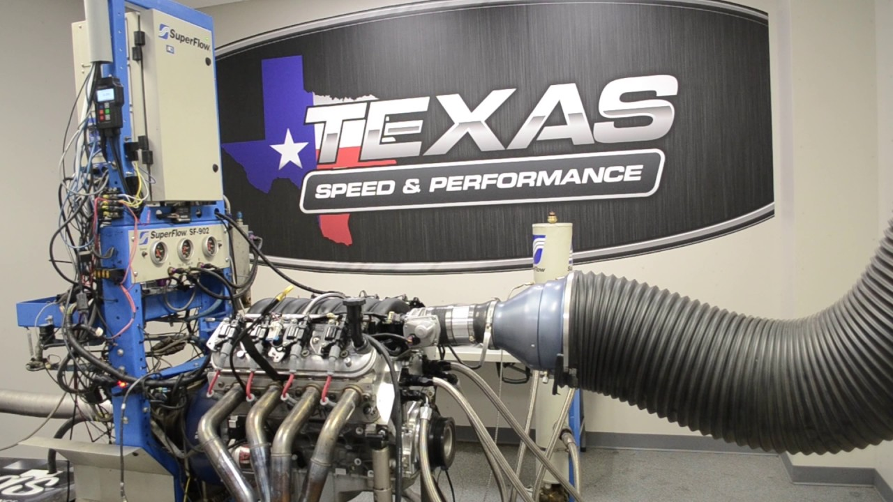 Texas Speed Stage 2 LS3 229/244  629