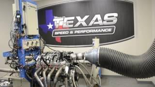"Texas Speed Stage 2 LS3 229/244 .629""/.615"" Camshaft"