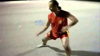 Wushu Kug Fu Nikolas - for a kung fu star by China Radio International