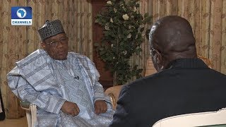 IBB Chats On Insurgency,Buhari,2019 Election & MKO Abiola Pt.3 |Roadmap 2019|