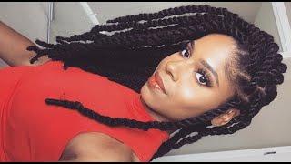 Havana | Marley | Cuban Twist Hair Tutorial