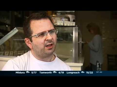Australian stays put despite Greek turmoil