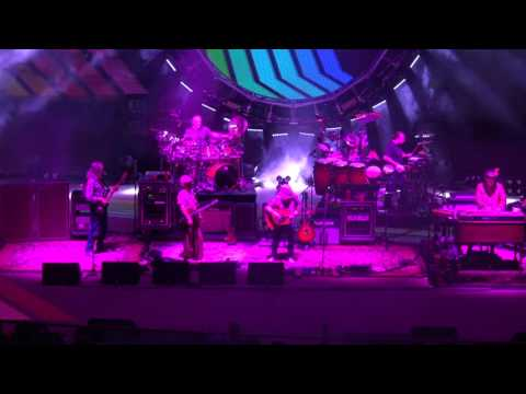 String Cheese Incident - 7-23-17 Red Rocks Amphi. Morrison, CO 4K HD tripod