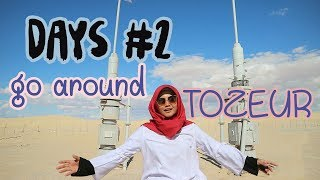 [Travel VLOG] ADA APA DI GURUN SAHARA TUNISIA ??