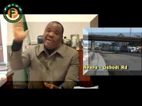 An exclusive interview with the Hon. Minister of Works, Arc. Mike Onolememen