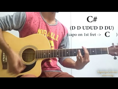 dil-royi-jaaye---guitar-chords-lesson+cover,-strumming-pattern,-progressions