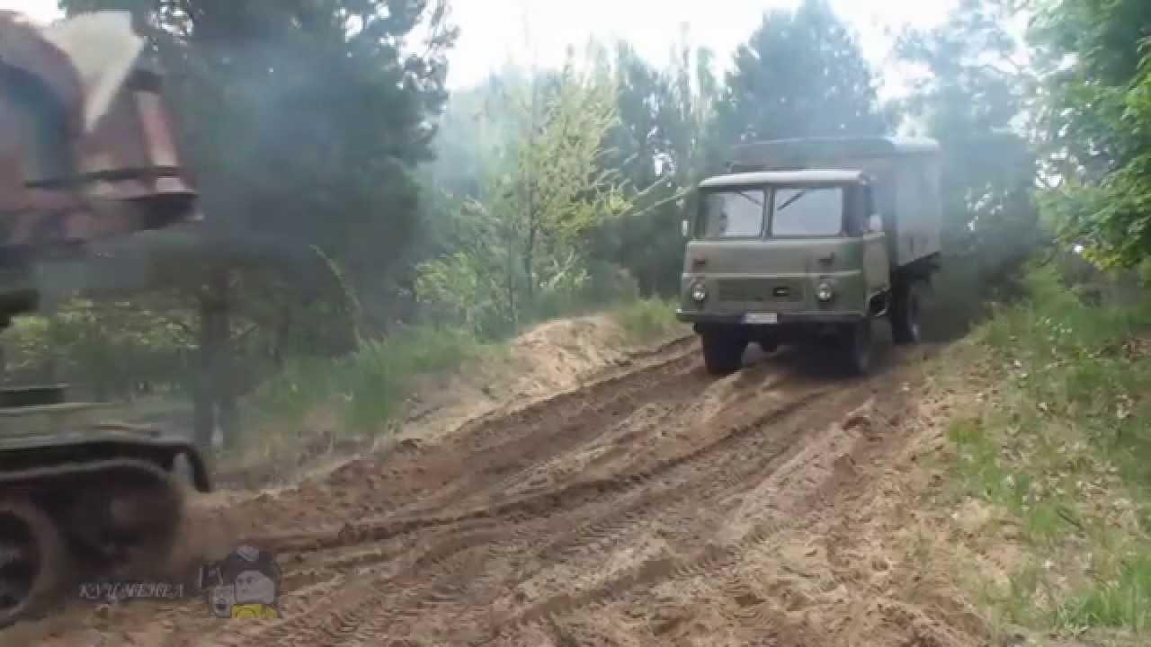 Военные грузовики СССР ЗИЛ