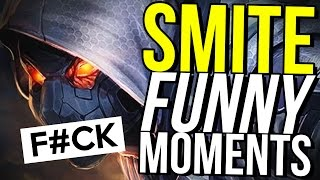 LOKI IS DISGUSTING! (Smite Funny Moments)