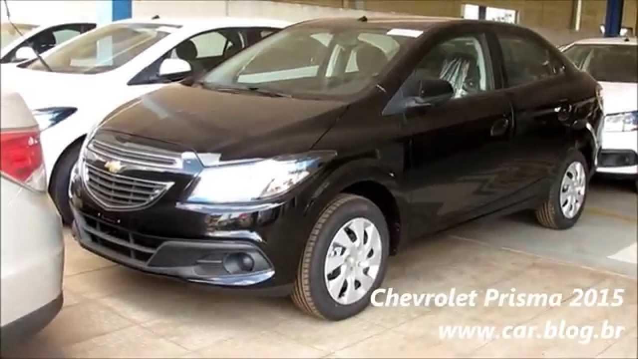 Chevrolet Prisma Lt 1 4 Autom U00e1tico 2015 -  Car Blog Br