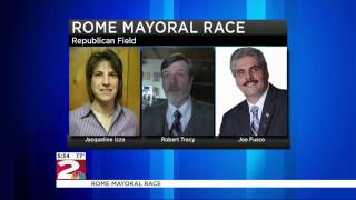 Rome mayoral race heats up