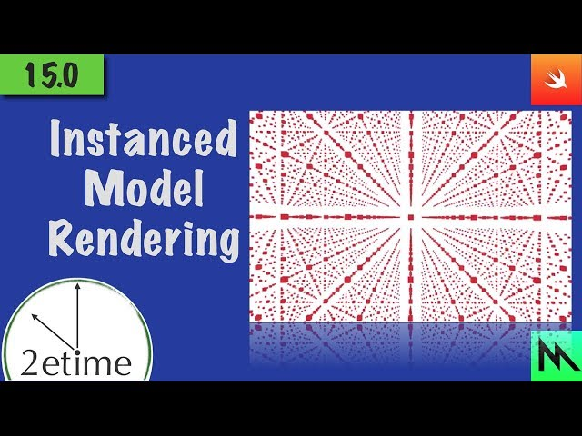 15: Instanced Rendering | Swift Game Engine