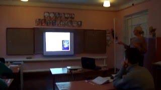 Урок Алгебры 7 класс - Статистические величины