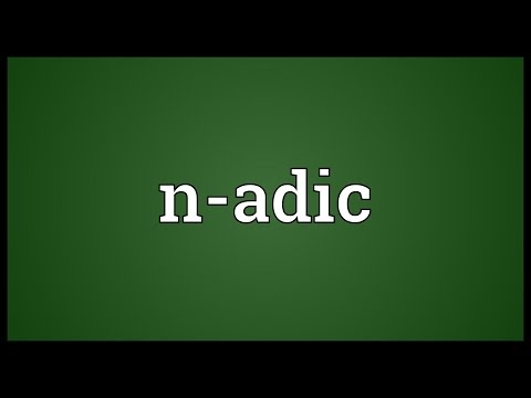 Header of N-Adic