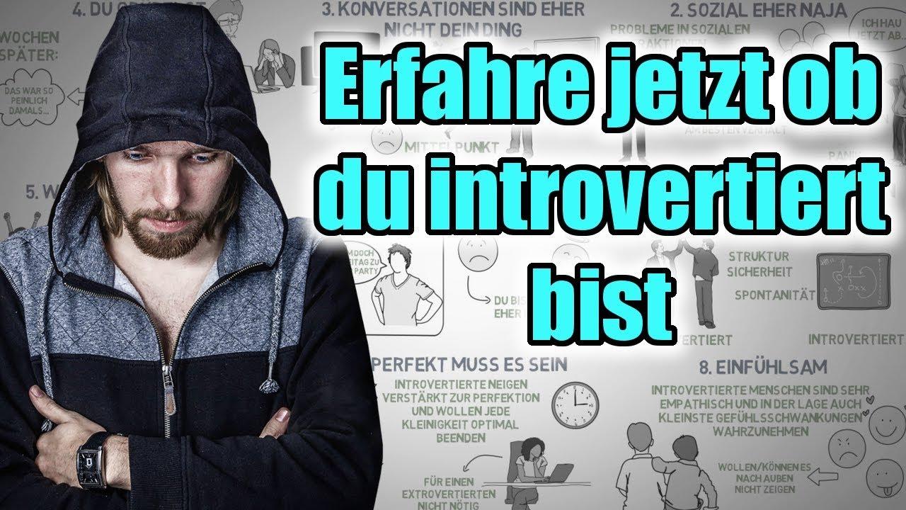 Dinge, die man wissen muss, wenn man einen introvertierten