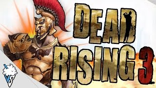 SPARTA !! - Dead Rising 3 Indonesia - Story Mode #1 - DR3 Momen Lucu