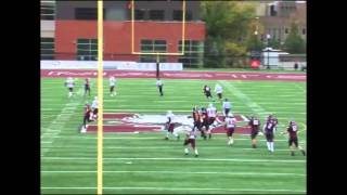 Matthew Bond Lapointe 2013 cutups DB #6 University of Ottawa