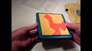 Shape By Shape- ThinkFun Toys