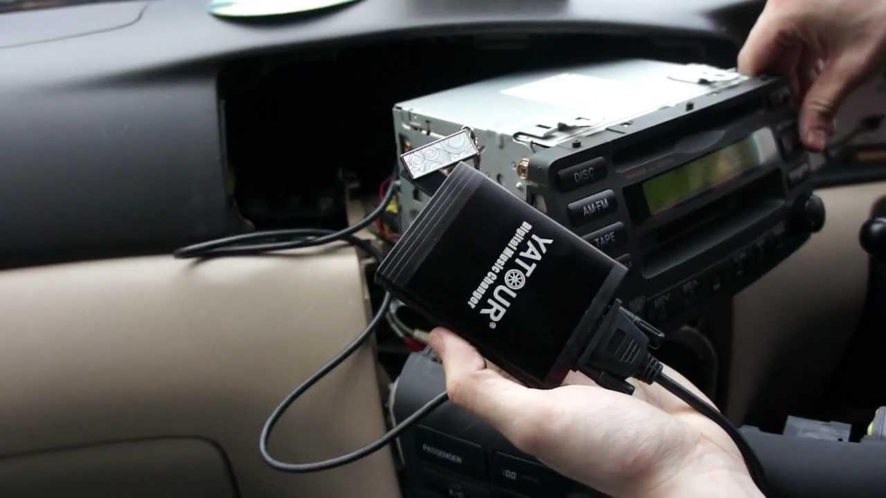 lancia thesis radio ausbauen