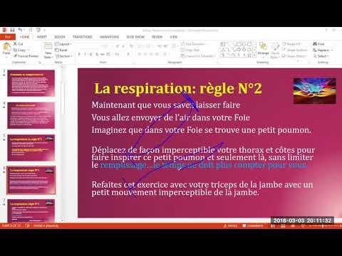 2018 03 03 PM Public Teaching in French - Enseignements publics en français