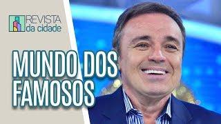 Últimas notícias sobre Gugu Liberato - Revista da Cidade (22/11/19)
