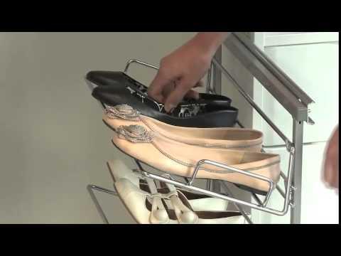 Купить Тканевый шкаф для обуви и аксессуаров Homsu