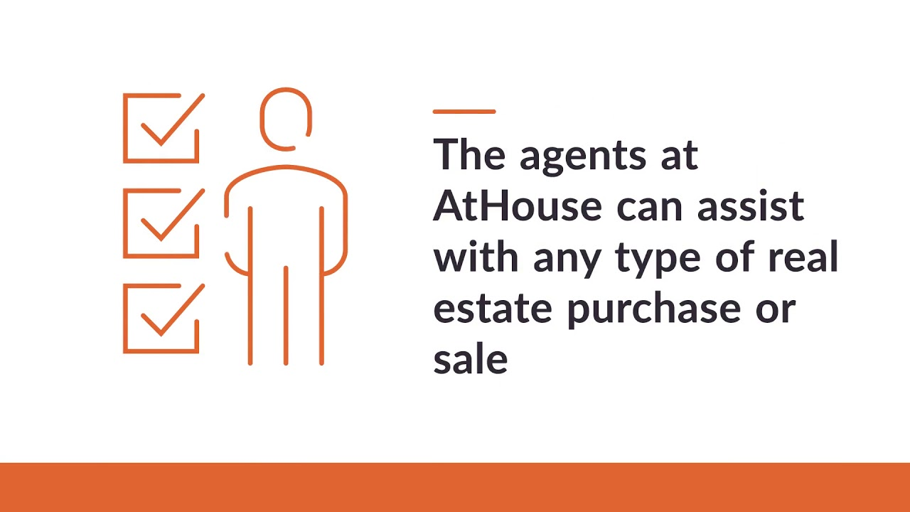 Real Estate Purchase, Sale or Lease is Significantly Easier with AtHouse Real Estate Brokerage!